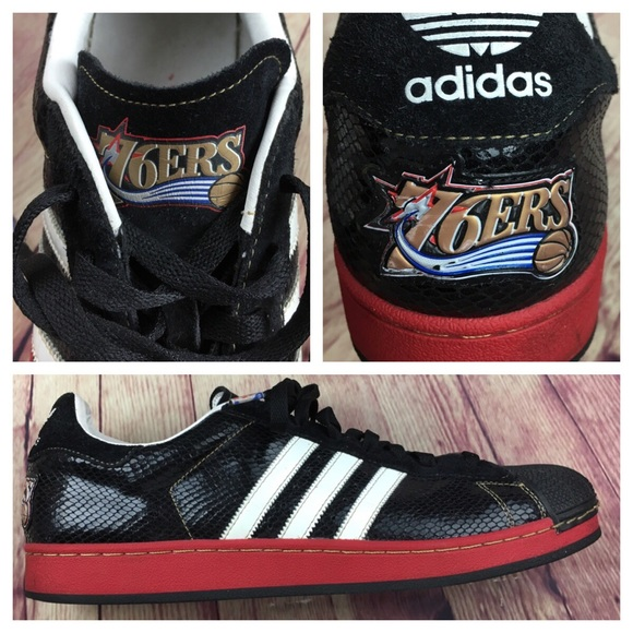 703a5517b58 adidas Other - 💸Men s NBA Philadelphia 76ers Adidas sneakers